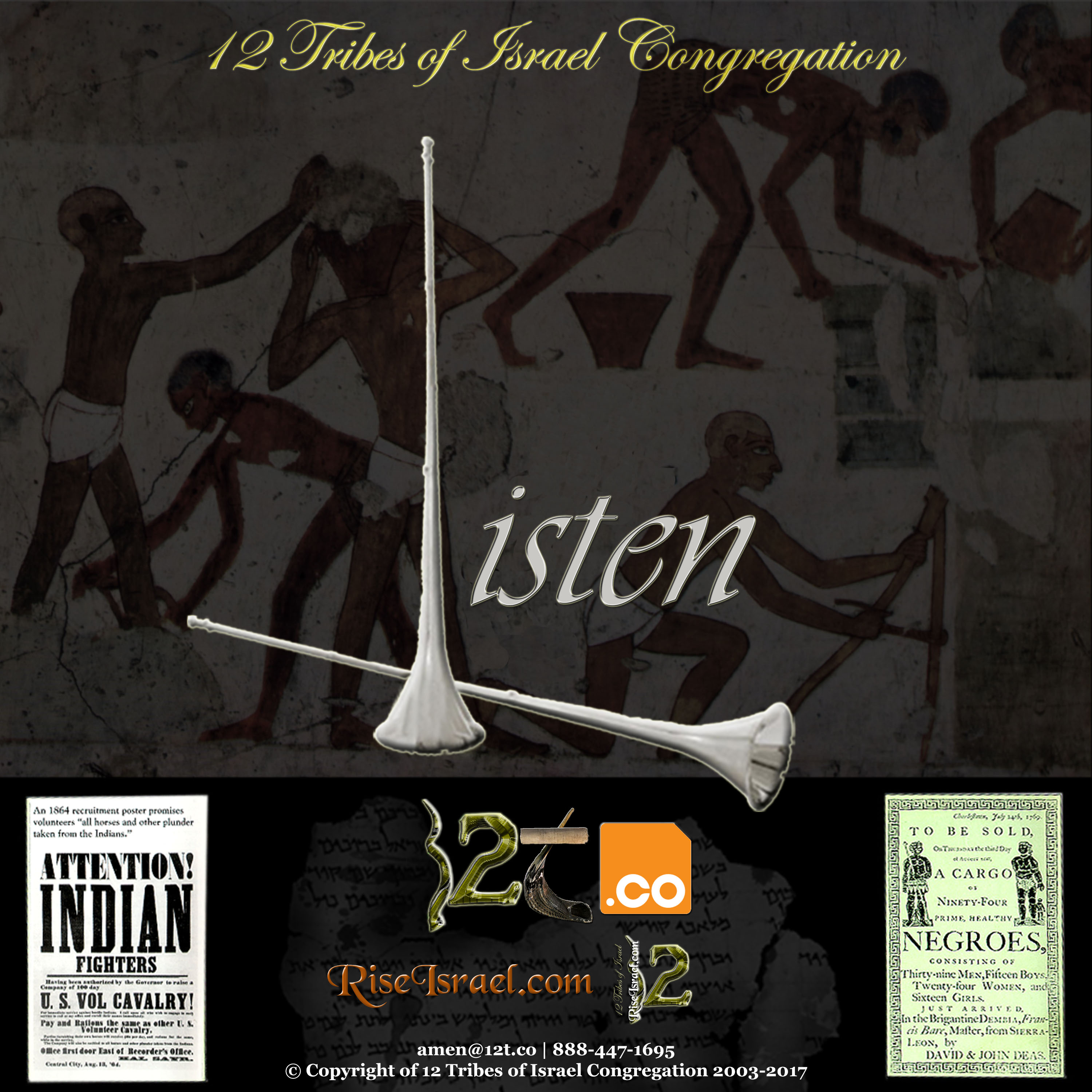 12 Tribes of Israel Congregation | 12T.CO
